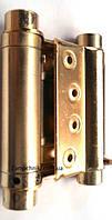 Петля двухсторонняя 100х80мм МERT N29 rовбойская, bмаятниковая, барная