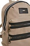 V-867 рюкзак Эко Флай, бежевый (one size), фото 3