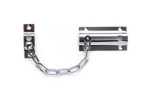 Дверная цепочка хром