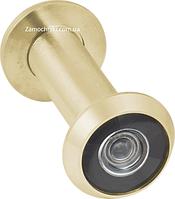 Глазок дверной Armadillo DV2-SG матовое золото