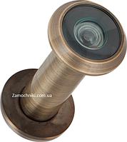 Глазок дверной Armadillo DV2-АВ бронза