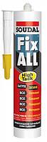 Гибридный клей-герметик Soudal Fix All Hight Tack