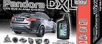 Автомобильная охранная система Pandora DXL3210(2010.12)