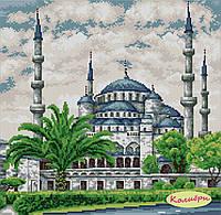 """Схема для вышивки """"Голубая мечеть """"Султан Ахмет"""" (полная вышивка)"""""""