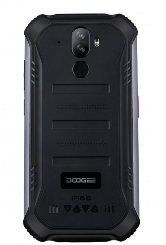 """Защищенный противоударный неубиваемый смартфон Doogee S40 Orange - IP68, 5,5"""" IPS, MTK 6739, 2/16 GB, 5000 mAh - фото 4"""