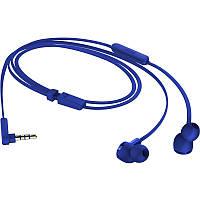 Оригинальные вакуумные наушники Huawei Honor Monster AM15 Blue (Синий)