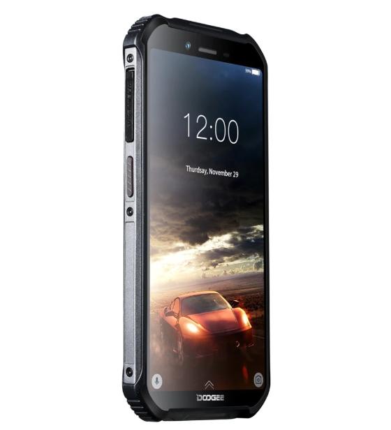 """Защищенный противоударный неубиваемый смартфон Doogee S40 Orange - IP68, 5,5"""" IPS, MTK 6739, 2/16 GB, 5000 mAh - фото 3"""