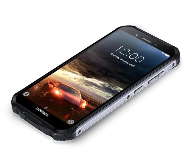 """Защищенный противоударный неубиваемый смартфон Doogee S40 Orange - IP68, 5,5"""" IPS, MTK 6739, 2/16 GB, 5000 mAh - фото 8"""