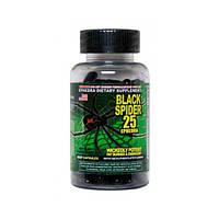 Жиросжигатель Black spider 25 Cloma Pharma (100 капс.)