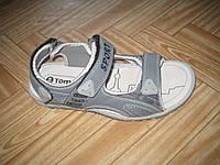 Спортивные сандали Tom.M, босоножки подростковые, мужские, женские 22 см р. 36