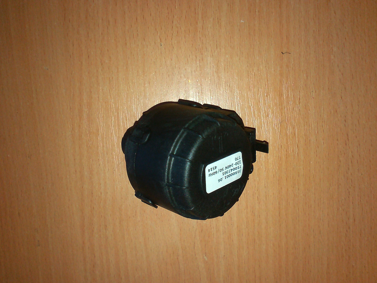 Электропривод трехходового клапана Baxi Pulsar D, Fourtech.., фото 1