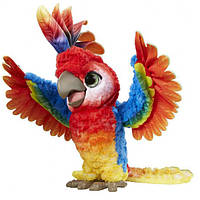 FurReal Интерактивный поющий попугай Rock-a-too the Show Bird язык итальянский