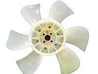Крыльчатка вентилятора двигателя Toyota 4Y ( погрузчики Toyota 7, 8 серия)