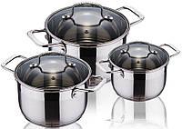 Набор посуды (Набор кастрюль) 6 пр. Blaumann BL-1360