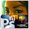 Художественная компьютерная графика и дизайн (PhotoShop, Illustrator,CorelDRAW) – курсы компьютерного обучения