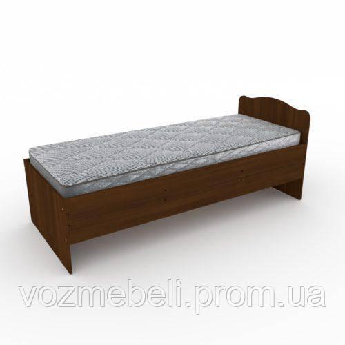 Ліжко односпальне 80 /Компаніт/