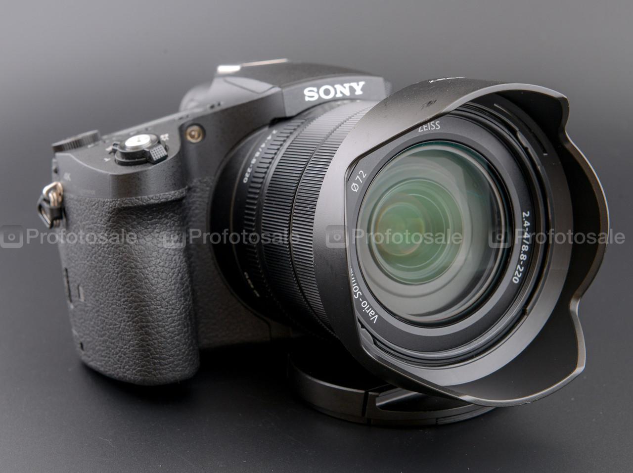Sony RX-10 mk IV