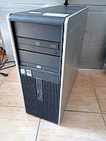 Системный блок HP 2х2,80GHz \ 4 ГБ ОЗУ DDR2 \ 160HDD