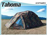 Палатка 3-х местная EOS Tahoma (с москитной сеткой и 2-х сторонними молниями)