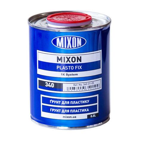 Грунт для пластика PLASTO FIX 340 Mixon 0,5л, фото 2