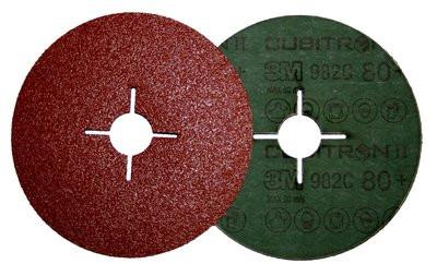 Универсальные фибровые шлифовальные круги 3M™