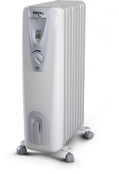 Масляный радиатор Tesy 2500 Вт