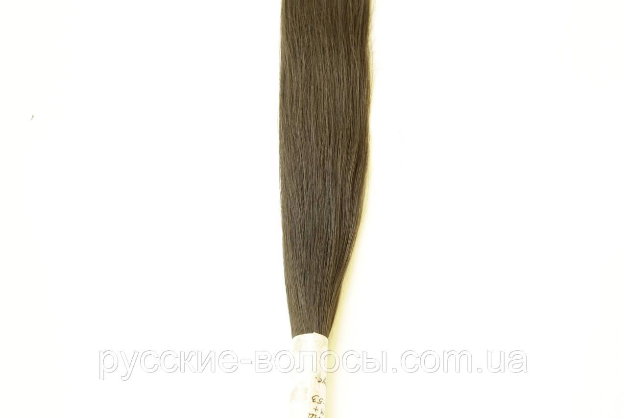 Волосся слов'янські темні преміум+ прямі