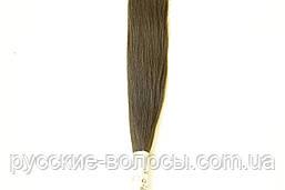 Волосы славянские темные премиум+ прямые