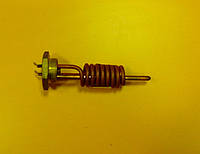 Электротен мокрый спиральный для бойлера GALMET RIVA 1,5 кВт.( применяется от 5-10 литр.)