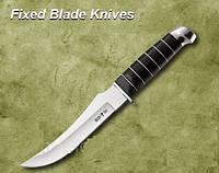 Нож охотничий 516. Рукоять - дерево, металл.,охотничьи ножи,товары для рыбалки и охоты,оригинал ,качество,тур