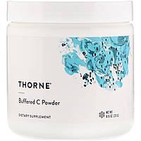 Витамин С в порошке, Thorne Research, 231 грамм