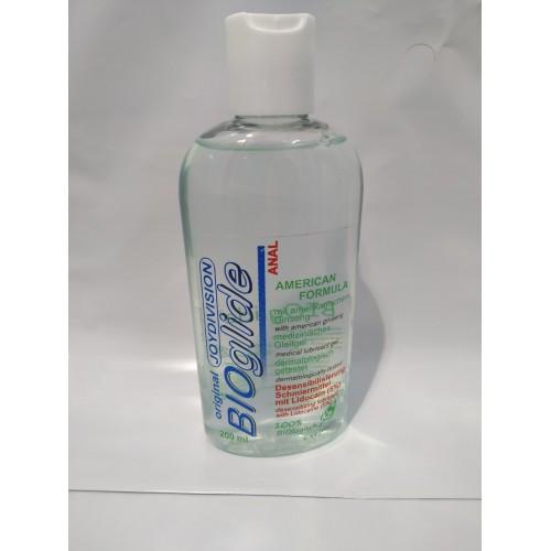 Анальная интимная смазка «BIOglide » 200 mg обезболивающая лубрикант