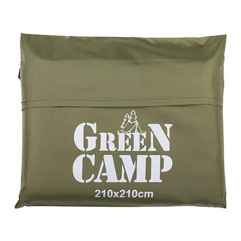 Пол дополнительный (210 х 210 см) для палатки тента GC1658-1, фото 2