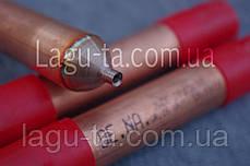 Фильтр для бытового холодильника 15 грамм 6 мм*2 мм. DE-NA. Производства  Италии., фото 3