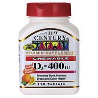 Витамин D3 110 таблеток США