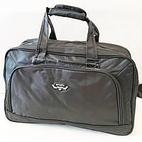 Дорожные сумки, саквояжи ТЕКСТИЛЬНЫЕ Китай (черный)19*31*50см