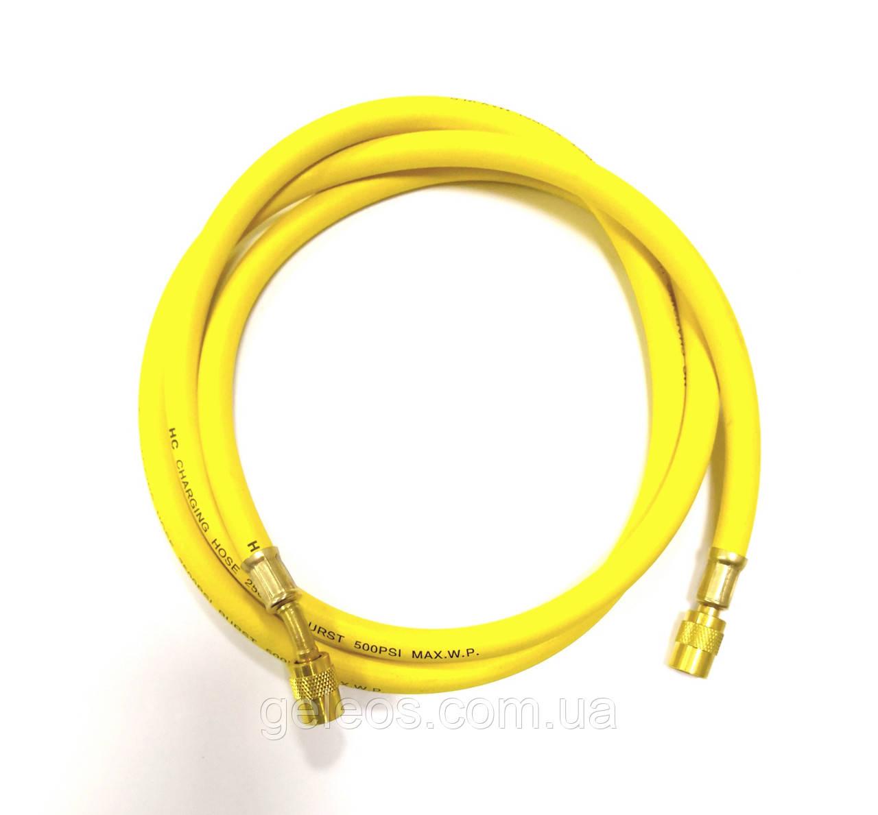 Заправочный шланг CT-360  150 см R22 (1/4 - 1/4 SAE) Whicepart