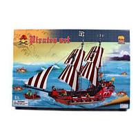 """Конструктор """"Пиратский корабль"""" Jubilux J 5694 A, 953 детали"""