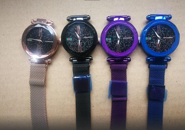 Женские часы Starry Sky Watch на магнитной застёжке от 10шт, фото 2