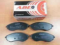 """Колодки тормозные передние Chevrolet Aveo; Daewoo Kalos 1.2-1.6  09.02> """"ABE"""" - производства Польши"""