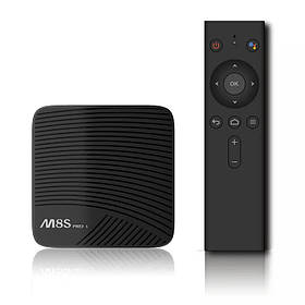 TV BOX smart TV Mecool M8S Pro L 3/16Gb Amlogic S912 Voice Control