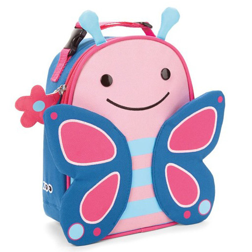 Рюкзак с ремешком безопасности, бабочка, Skip Hop 212202