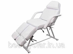 Кресло кушетка косметологическая 240 Белый