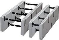 """Блок разборной с изменяемой шириной ТМ """"Валькирия"""" (размеры: 250х1000х от 100 до 300)"""