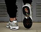 Nike Air Max Tn + Silver, фото 4
