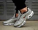 Nike Air Max Tn + Silver, фото 3