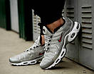 Nike Air Max Tn + Silver, фото 5