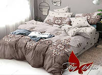 Комплект постельного белья сатин 180х220 TAG S278