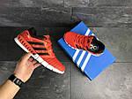Мужские кроссовки Adidas Clima Cool (оранжевые), фото 3