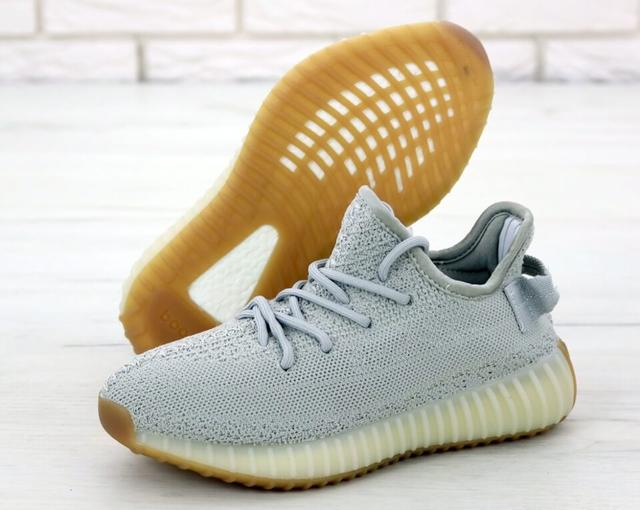 Кроссовки Adidas Yeezy Boost 350 Grey фото
